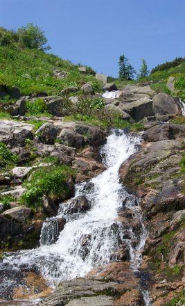 Labskz vodopad