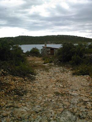 dům na pobřeží