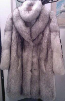 kožich kabát