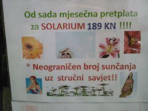 Krk-solarium