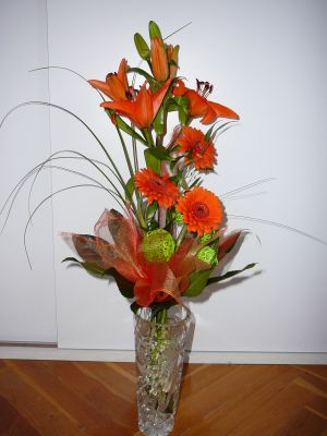 kytka lilie