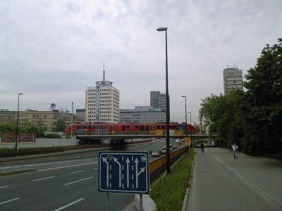 Lublaň-cyklostezky