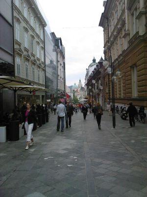 Lublaň-centrum