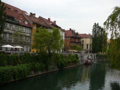 Lublaň-nábřeží