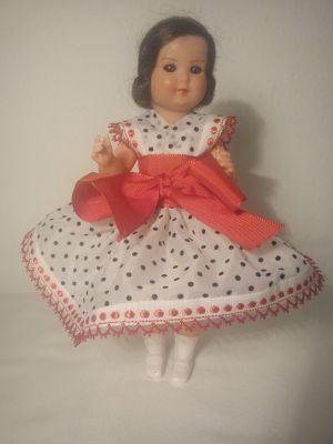 panenka s mašlí