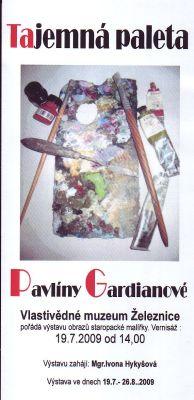 Pavlína - výstava