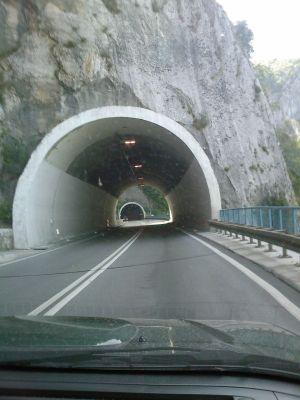 Přesun-tunel UčkaII