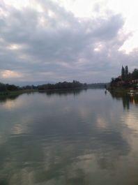 Ptuj řeka Dráva