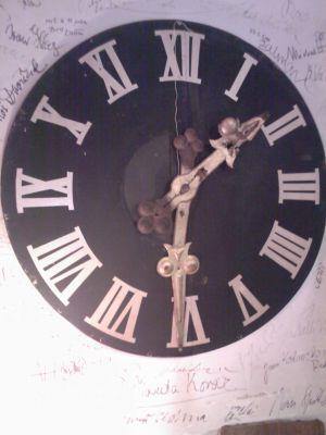 salmovská hodiny