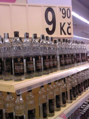 vodka 9,90