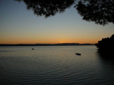východ slunce 6:41