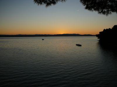 východ slunce 6:43
