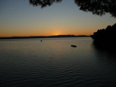 východ slunce 6:44a