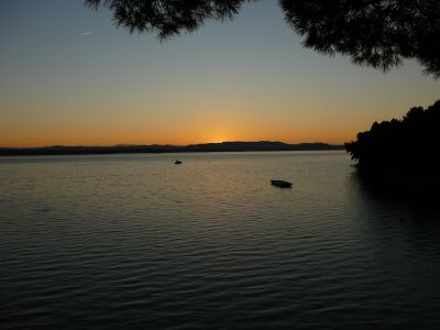 východ slunce 6:44c